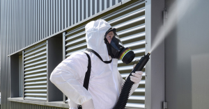 Empresas desinfección coronavirus San Miguel