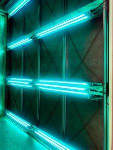 Lámparas desinfección del aire por luz ultravioleta en Huesca