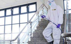 Empresas desinfección coronavirus La Paz